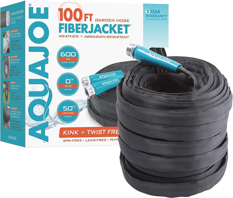 Aqua Joe Kink-Free RV Water Hose