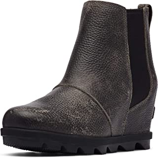 SOREL - Women's Joan of Arctic Wedge II Chelsea, Leather or Suede Ankle Boot