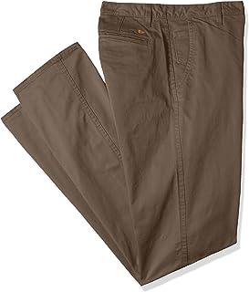 Dockers Men's Big & Tall Modern Tapered Fit Alpha Khaki Pants