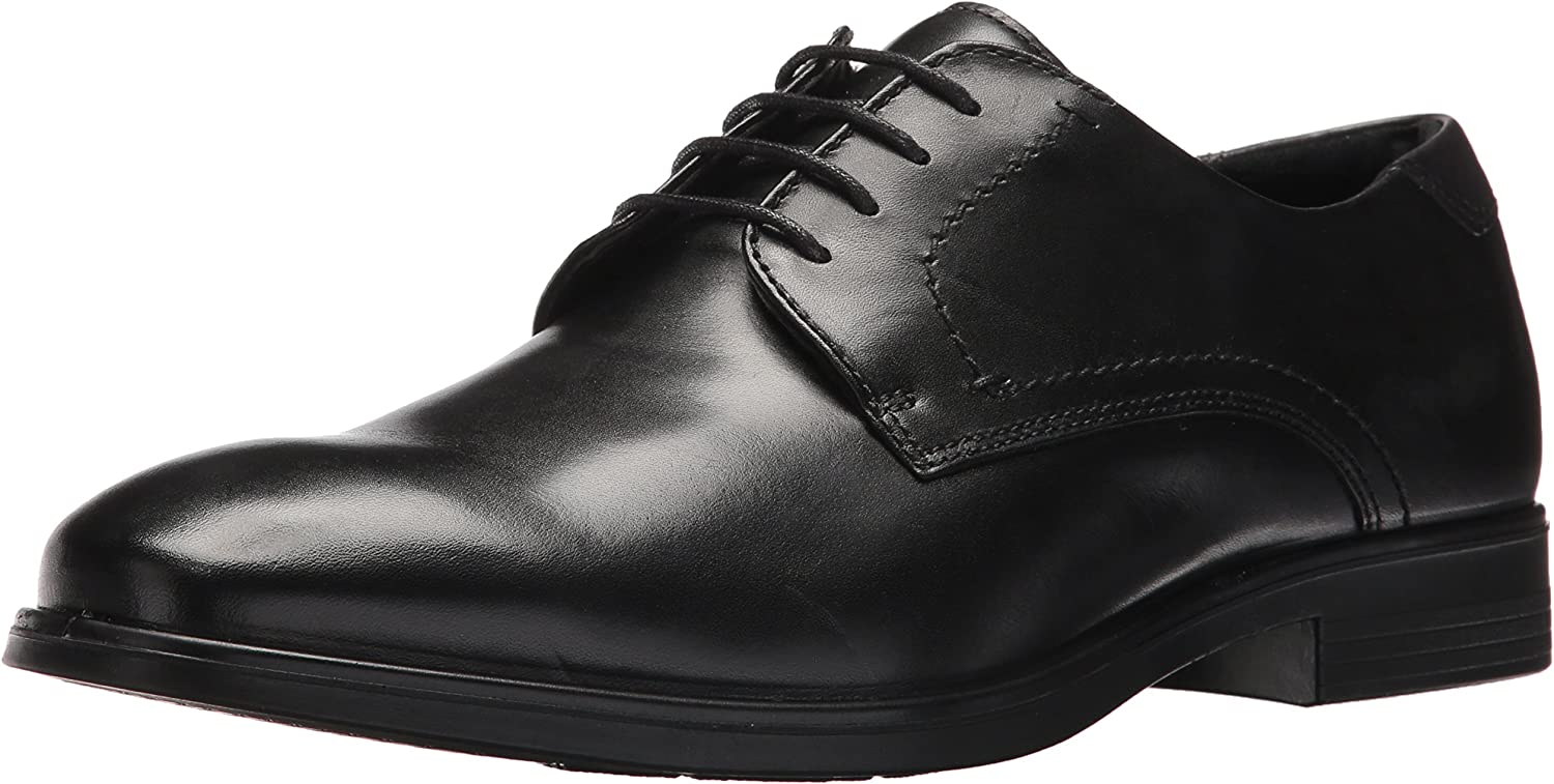 ECCO Men's Melbourne Tie Oxford