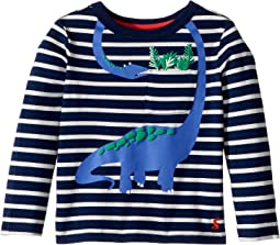 Joules Kids - Character Pocket Jersey Top (Toddler/Little Kids)