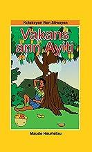 Vakans ann Ayiti (Creole Edition)