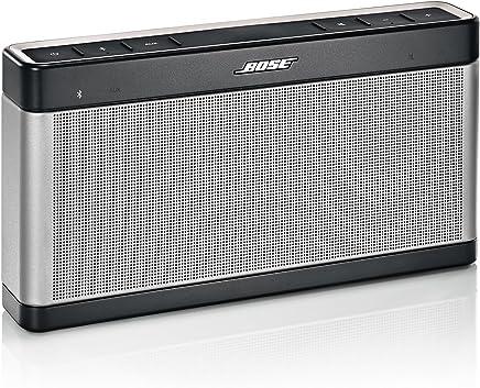 Altavoz con Bluetooth Bose SoundLink III Altavoz Bose No Cover