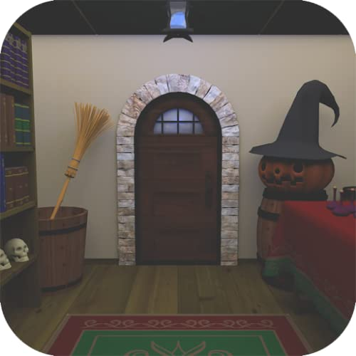 Escape Game - Escape from the Witch's House