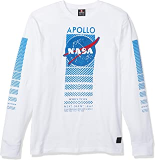 Men's NASA Collection Fashion Tee Shirt (Short & Long Sleeve)