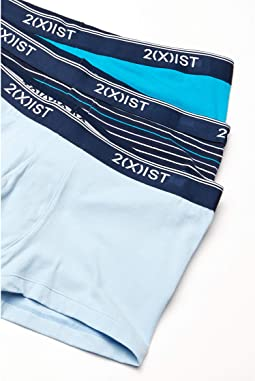 Thin Stripe/Navy/Caribbean Sea/Dream Blue