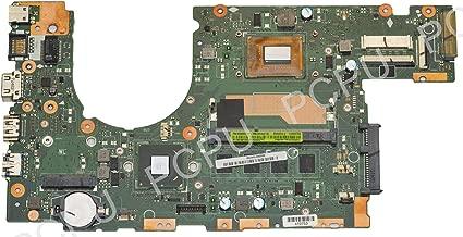 60NB0060-MB2060 Asus S500CA Laptop Motherboard w/ Intel i5-3317U 1.7GHz CPU
