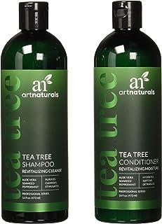 Arte Naturals – Champú revitalizante y acondicionador para árbol de té 2 unidades