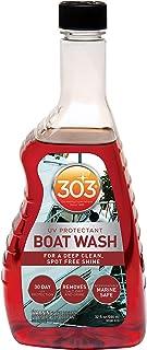 303 30586 Boat Wash 32oz, UV Inhibitor, Deep & Spot Free Shine