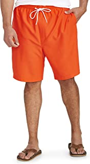 Amazon Essentials Men's Big & Tall Quick-Dry Swim Trunk fit by DXL