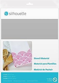 Silhouette America Stencil Material Sheets