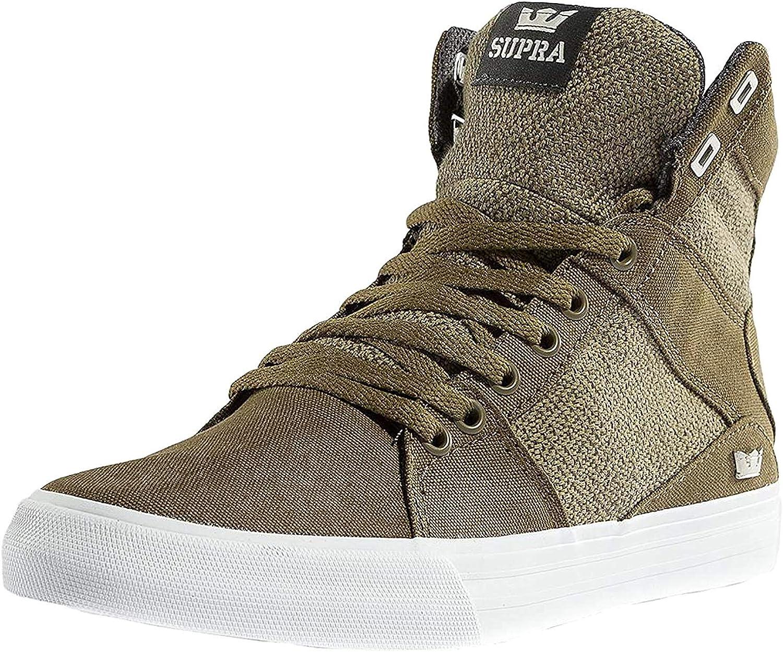 Supra Aluminum Chaussures de Skateboard Mixte