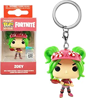 Pop Keychain Fortnite S2 Zoey