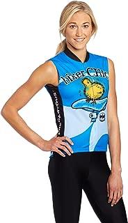 World Jerseys Women's Biker Chick Sleeveless Cycling Jersey