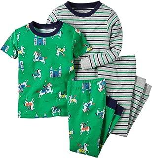 Baby Boys' 4 Piece Pj Set 321g077