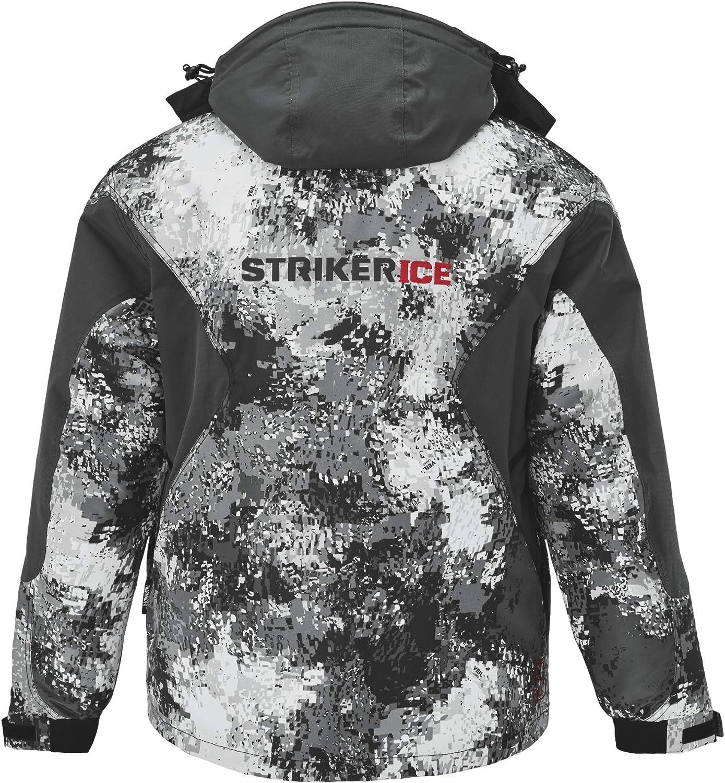 S Striker Mens Strikerice Predator Jacket 5XL Veil STRYK