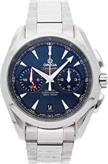 Seamaster Mechanical (Automatic) Blue Dial Mens Watch 231.10.43.52.03.001 (Certified Pre-Owned)