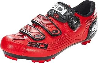 Sidi Trace Men's Mountain Bike Bicycle Shoes Matte Red