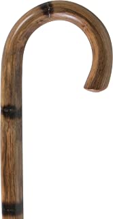 shepherds crook walking stick