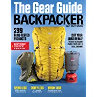 Deals on Backpacker Magazine Subscription 1 Year 6 Issues