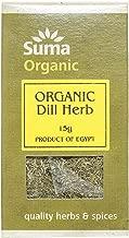 Suma Organic Herbs Dill, 15 gm