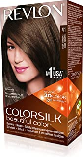 Revlon ColorSilk Beautiful Color 41 Medium Brown 1 ea