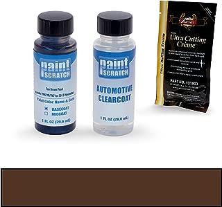 PAINTSCRATCH Tan Brown Pearl YN6/YN/YN7 for 2017 Hyundai Creta - Touch Up Paint Bottle Kit - Original Factory OEM Automotive Paint - Color Match Guaranteed