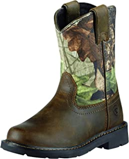Kids' Sierra Western Boot