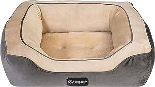 Beautyrest Cozy Cuddler Dog Bed