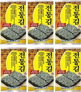 yangban seasoned laver