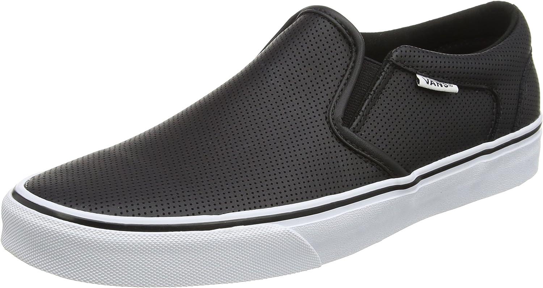 Vans Men's Asher Low-Top Sneakers