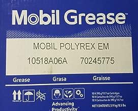 Mobil Polyrex EM Box of 10 x 13.7oz Tubes