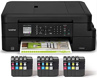 Brother Inkjet Printer, MFC-J775DW XL, Up to 2-years of Printing Included, Amazon Dash Replenishment Ready