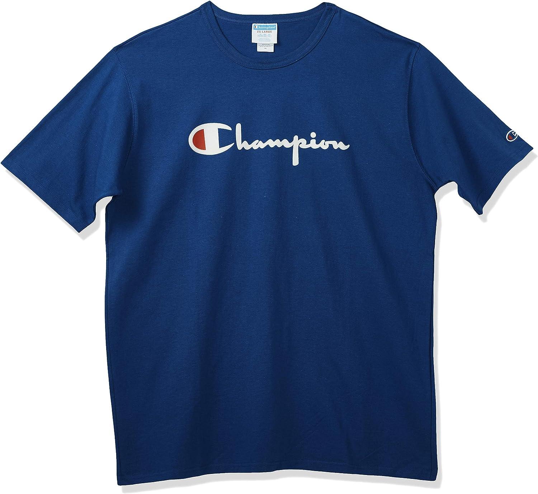 Champion Mens Life Heritage Tee