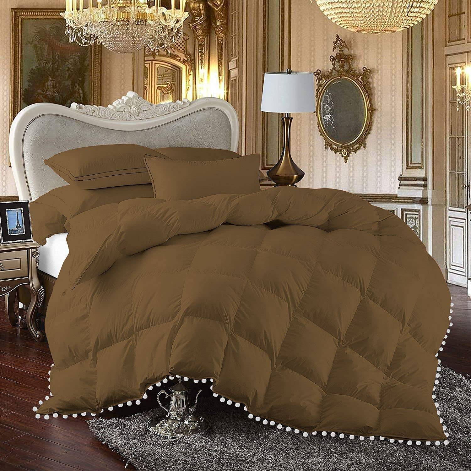 All Seasons 1 Piece Beautiful Comfort Design Looking Pom At the price Box Max 69% OFF