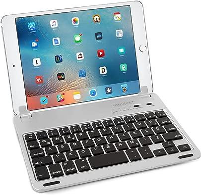 Caseflex Ultra D nn Bluetooth Tastatur mit magnetischer Halterung  amp  verstellbarem Haltstand f r iPad Mini  Mini  amp  Mini
