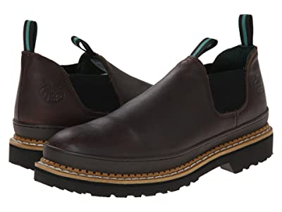 Georgia Boot Georgia Giant Romeo Steel Toe (Soggy Brown) Men