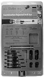 Fuller Tapered Drills Boxed Set