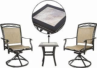 Best ceramic tile outdoor furniture Reviews