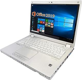 【Microsoft Office 2019搭載】【Win 10搭載】Panasonic CF-MX5/第六世代Core i5-6300U vPro 2.40GHz/大容量メモリー:8GB/大容量SSD:256GB/12.5型フルHD液晶/タッ...
