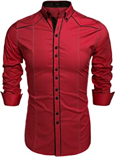 camisa, camiseta, manga corta, manga larga, cuello mao, s, m, l, xl, xxl, comoda, oferta, mejor precio, todo de rojo