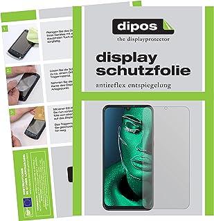 dipos I 6x skärmskydd matt kompatibel med ZTE Blade V10 Vita Protection Films