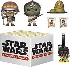 Funko Star Wars Smuggler's Bounty Box, Jabba's Skiff Theme, December 2018, Multicolor