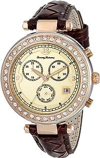 Tommy Bahama Swiss Women's TB2160 Savanah Analog Display Japanese Quartz Brown Watch