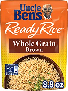 Best UNCLE BEN'S Ready Rice: Whole Grain Brown (12pk) Review