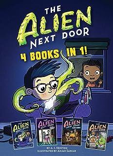The Alien Next Door: 4 books in 1! (1)