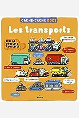LES TRANSPORTS - CACHE CACHE DOCS Paperback