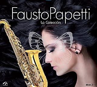 Fausto Papetti : La Coleccion 2CDs