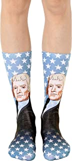 Living Royal - Political People Crew socks - 1 Pair