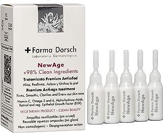Farma Dorsch New Age Tratamiento Intensivo Día Y Noche Con Efecto Antiedad Y Antiarrugas (5 Unidades De 10 ml.)